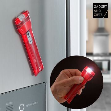 LED-Lommelygte med Magnet Gadgets and Gifts