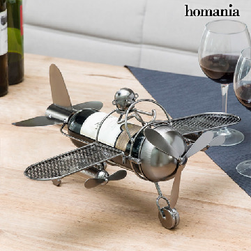 Aviator by Homania Metal Wine Rack