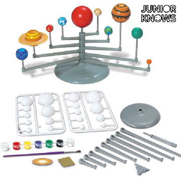Junior Knows Solar System Planets Set