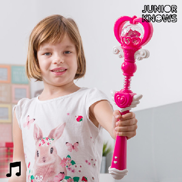 Junior Knows Magic Wand with Fairy Light & Sound