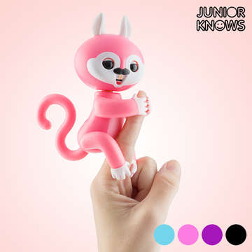 Junior Knows Interactive Squirrel with Sound and Movement V0300651