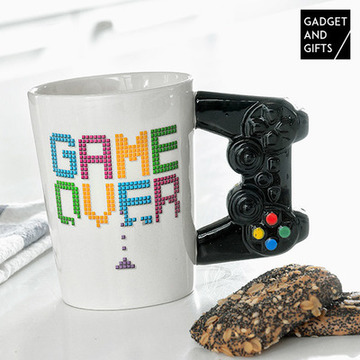 Gadget and Gifts Krus Game Over