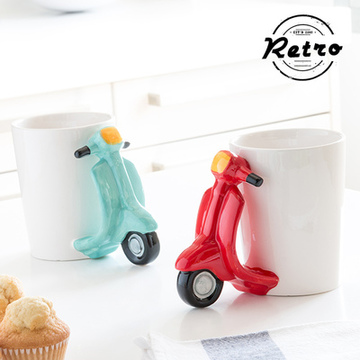 Retro Scooter Krus