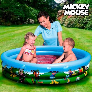 Oppusteligt Mickey Mouse Clubhouse Badebassin