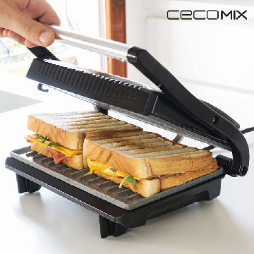 Cecomix 3022 700W Contact Grill