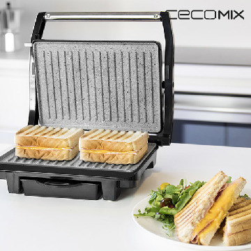 Cecomix 3023 1000W Contact Grill