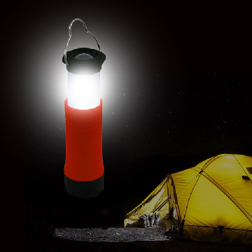 LED Campinglygte