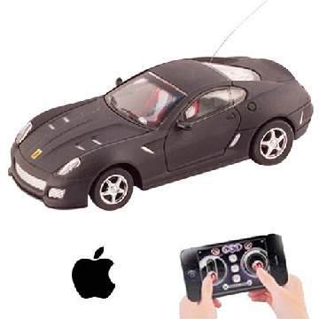 Die Cast Racerbil til iPhone, iPod & iPad
