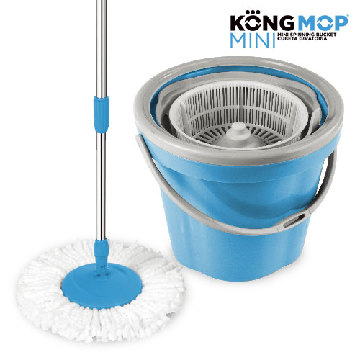 Kong Mop Mini Roterende Moppe