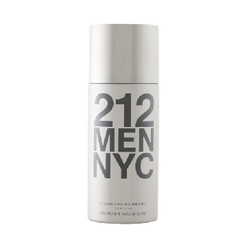 Carolina Herrera - 212 MEN deo vaporizador 150 ml