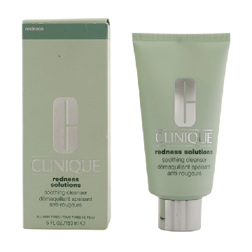 Clinique - REDNESS SOLUTIONS soothing cleanser 150 ml