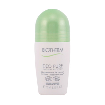Biotherm - PURE déo natural protect roll-on 75 ml