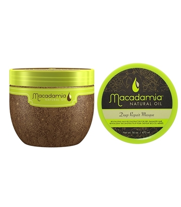 Macadamia Oil Deep Repair Mask 470 ml