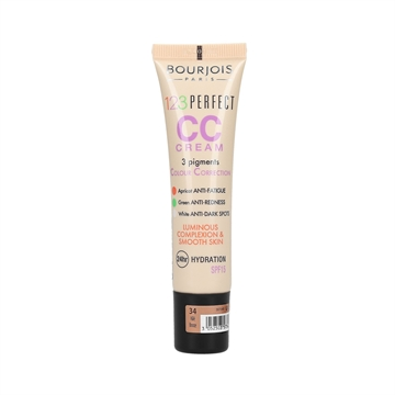 Bourjois 123P CC CREAM 34 BRONZE 30ml
