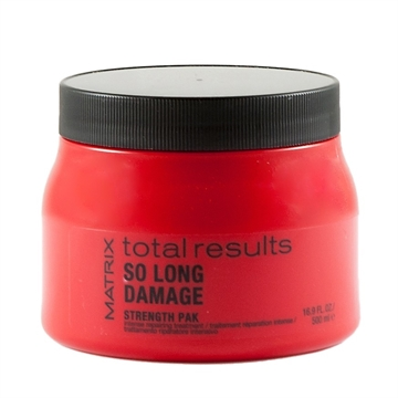 Matrix Texture Results So Long Damage Mask 500 ml