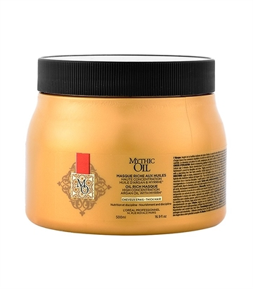Loreal Serie Expert Mythic Oil Mask Thick Hair 500 ml