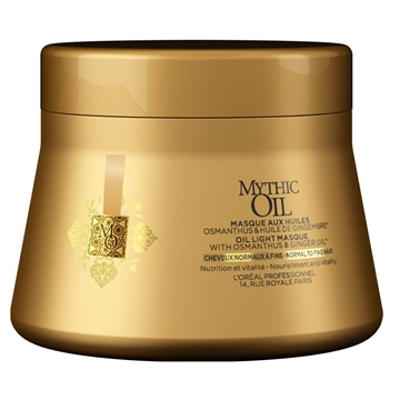 Loreal Serie Expert Mythic Oil Mask Fine Hair 200 ml