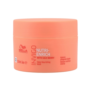 Wella Professionals Brilliance Invigo Nutri-Enrich Nourishing Mask 150ml
