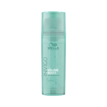 Wella Professionals Brilliance Invigo Volume Boost Crystal Mask 145ml