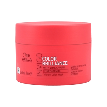 Wella Invigo Brilliance Fine Hair Mask 150 ml