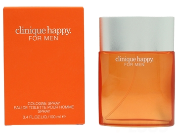 Clinique Happy For Men Cologne EDT Spray 100ml