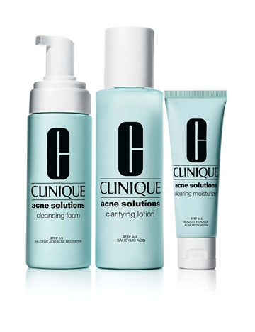 Clinique Anti Blemish Solution 3 Step System 3-Pack