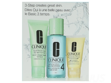Clinique 3 Step Creates Great Skin 3-pack