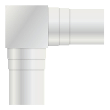 Qnect, Adapter antenna connector angled male - female