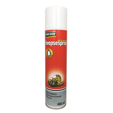 Hvepsespray 400ml Pest-Stop 2466