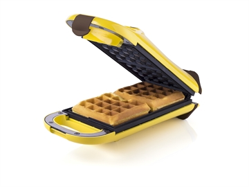 Princess Waffle Maker Flip Belgium waffles - 2 pieces per session