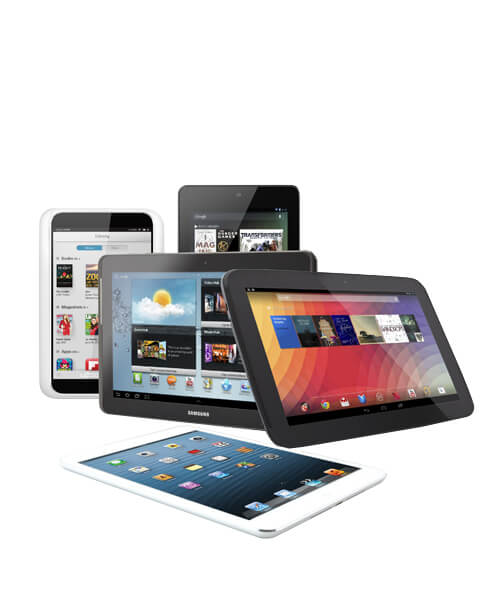 Tablets og eBooks