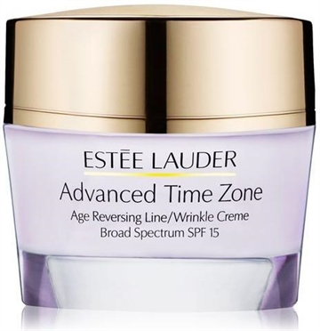 E.Lauder Advanced Time Zone Wrinkle Creme 50ml Spf15 - Normal/Combination Skin - Age Reversing Line