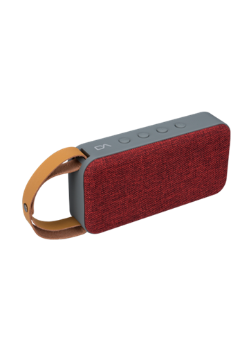Wireless Bluetooth Speaker Black/Red