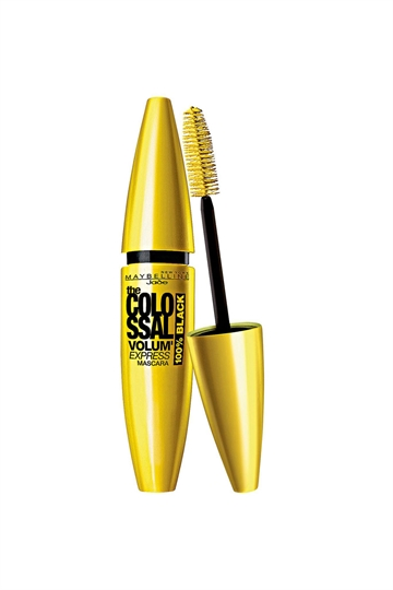 Maybelline Mascara Colossal Volum Express 100% Black