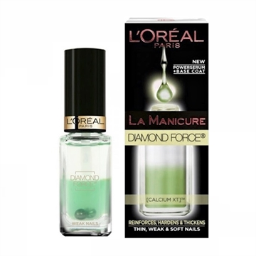 L' Oreal La Manicure Diamond Force 5ml Reinforces And Hardens