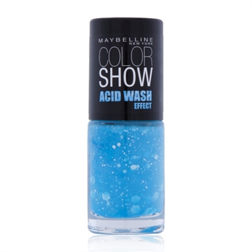 Maybelline Color Show Acid Wash Effect Nail Lacquer 7ml Ripped-Tide nr.247