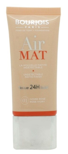 Bourjois Air Mat Foundation 01 Rose Ivory 30ml