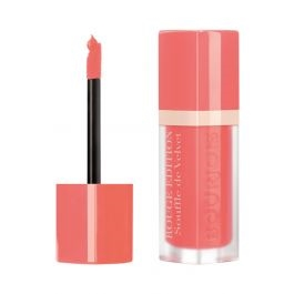 Bourjois Paris Lipstick Rouge Edition Balm Comfort 10hr 7.7ml Ravie en Rose (#04) Sheer Matte