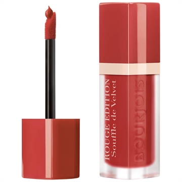 Bourjois Paris Lipstick Rouge Edition Balm Comfort 10hr 7.7ml Carameli Melo (#08) Sheer Matte