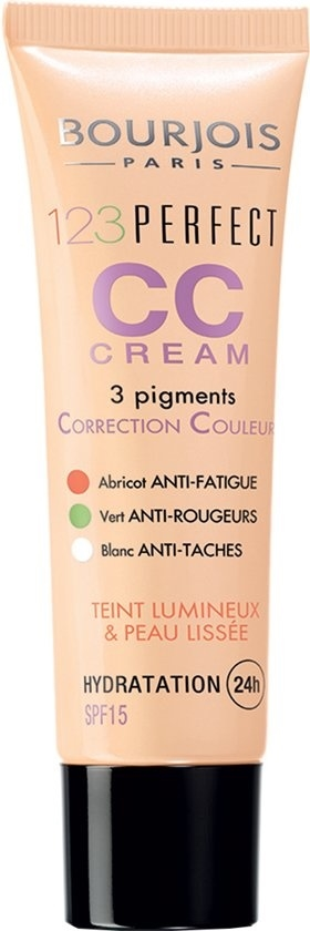 Bourjois 123P CC Cream 32 Light Beige 30ml