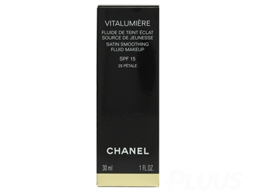 Chanel Vitalumière Satin Fluid Makeup SPF 15 nr.10 Limpide 30ml Fondation