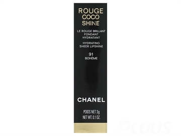 Chanel Rouge Coco Shine Hydrating Sheer Lip Shine 3gr