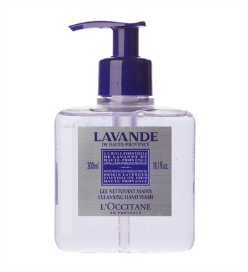 L' Occitane Lavender Cleansing Hand Wash 300ml