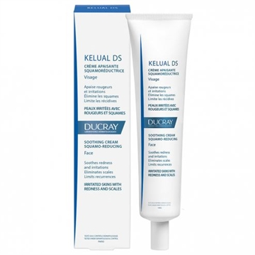 Ducray Kelual Ds Squamo Reducing Anti Recurrence Soothing Cream 40ml