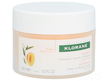 Klorane Mask With Mango Butter 100ml
