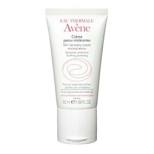 Avene Skin Recovery Cream Rich 50ml For Sensitive Skin