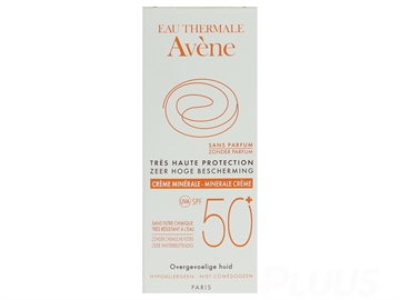 Avene Sun Care Mineral Cream SPF50+ 50ml