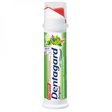 Dentagard Toothpaste 100ml in dispenser