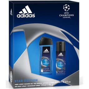 Adidas Æske Shower/Deo Champion