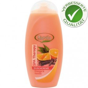 Marvita Showergel Orange & Vanilie